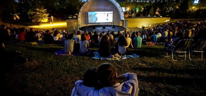 Verão | 'Cinema Paraíso' 'anima-te' em Famalicão