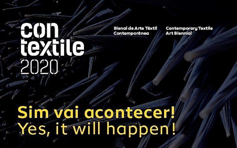 ITV | Bienal Contextile (re)acontece em Guimarães Território Têxtil