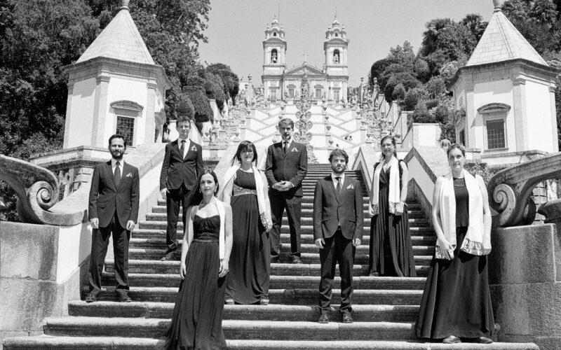 Música | Cupertinos (en)cantam no 5º aniversário da Basílica do Santuário do Bom Jesus do Monte