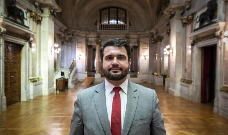 joao paulo correia - deputado ps 09 parlamento