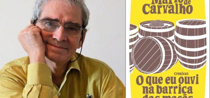 Literatura   Mário de Carvalho vence Grande Prémio da Crónica e Dispersos Literários da Associação Portuguesa de Escritores