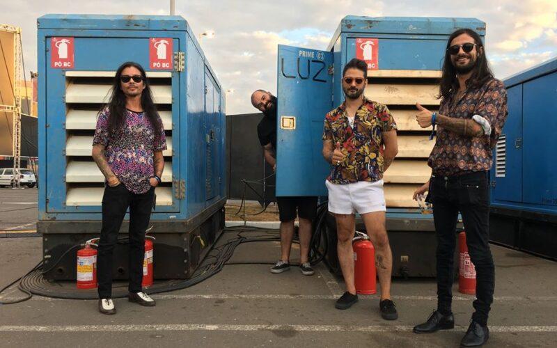 Música | PAUS nas 'Quintas Felizes' do Theatro Circo