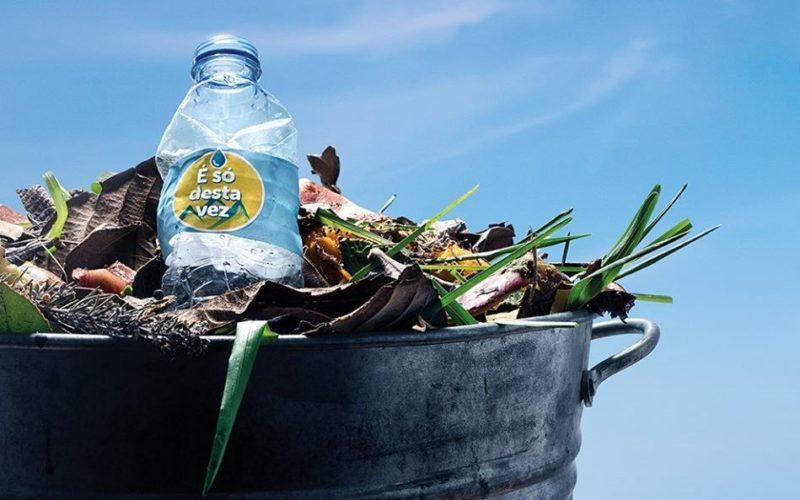 Ambiente | Portugal só recicla 15% do plástico