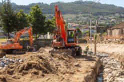 Urbanismo | Em S.Tomé de Negrelos avança nova acessibilidade