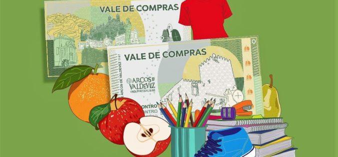 Pandemia | Arcos de Valdevez emite 'Vale de Compras Recontro' destinado a apoiar famílias em dificuldade