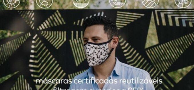 Pandemia | Têxtil Adalberto de Santo Tirso cria máscara que inativa o coronavírus