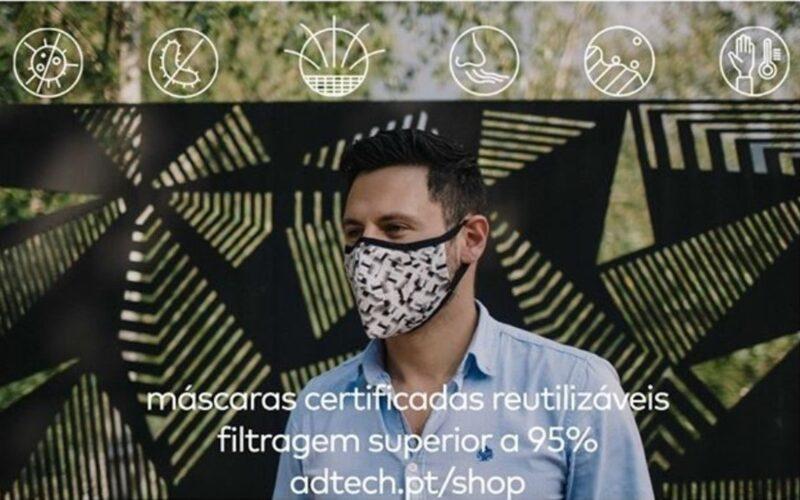 Pandemia   Têxtil Adalberto de Santo Tirso cria máscara que inativa o coronavírus