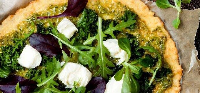 Nutrição | Como tornar uma pizza mais saudável?