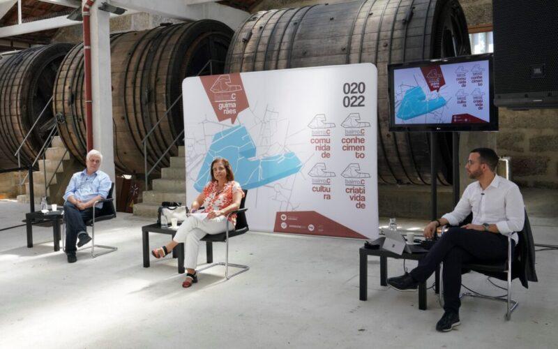 Território | Bairro C prepara um novo olhar sobre Guimarães