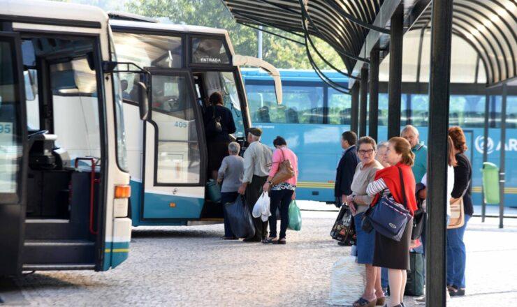 Central Camionagem Transportes Mobilidade Famalicão