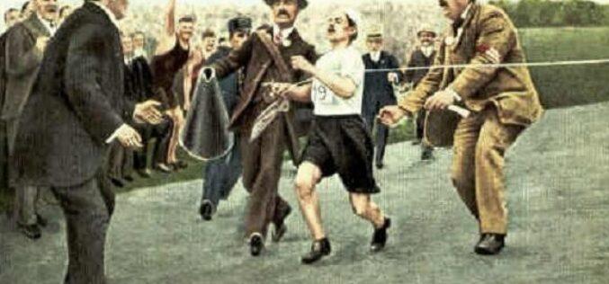 Olimpismo | Dorando Pietri na Maratona dos Jogos Olímpicos de Londres 1908: um pasteleiro com sorte, ou não!