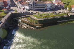 Urbanismo | Em Barcelos avança construção do troço da Ecovia entre Barcelinhos e Santa Eugénia
