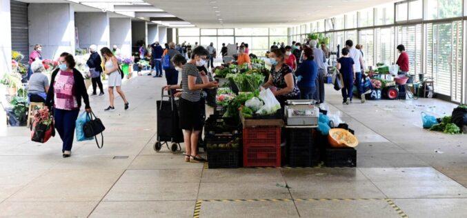 Comércio | Guimarães isenta taxas de ocupação do Mercado Municipal e da Feira Retalhista