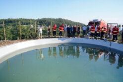 Segurança | Guimarães passa a dispor de ponto de água na mancha florestal de Rendufe
