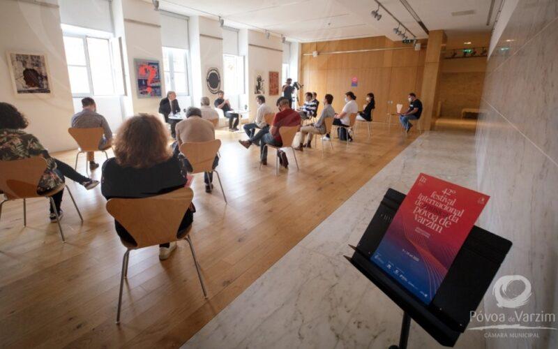 Música   42º Festival Internacional de Música da Póvoa de Varzim apresentado