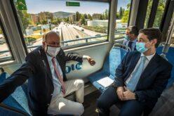 Mobilidade | TUB prossegue renovação de frota com aquisição de viaturas elétricas