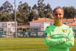 Futebol | FC Famalicão contrata reforço Rute Costa