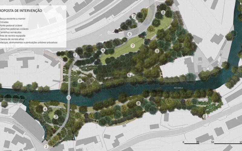 Urbanismo | Santo Tirso abre concurso público para construção do Parque do Verdeal
