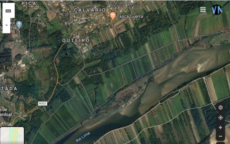 Ambiente | Viana do Castelo requalifica margem do Rio Lima em Torre e Vila Mou