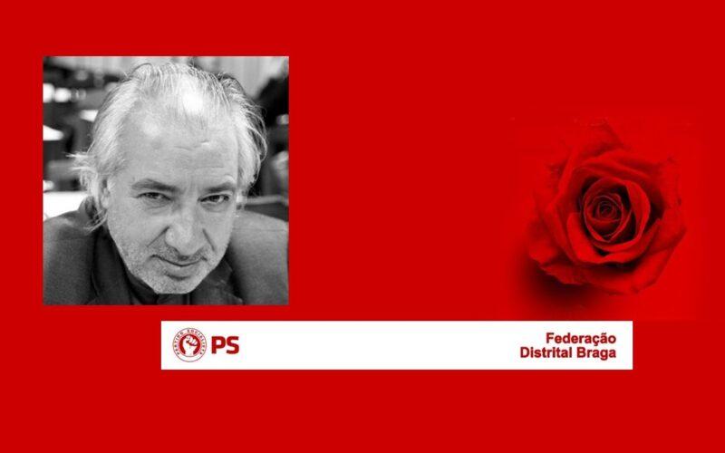 PS   Eleições na Federação de Braga do Partido Socialista: um voto político – os passos e as pegadas