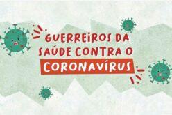Ensino   'Guerreiros da Saúde contra o Coronavírus' conta com a colaboração do Hospital de Braga
