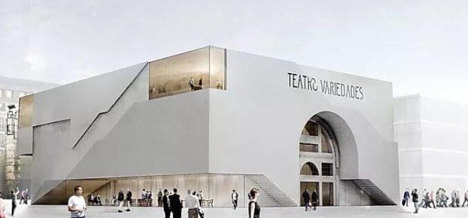 Construção | Gabriel Couto restaura o Teatro Variedades em Lisboa