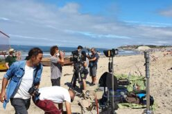 Cinema | Primeira parte de 'Yellow Sulphur Sky' rodada em Esposende