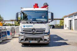 Ambiente   Agere implementa sistema telemático de gestão de frotas