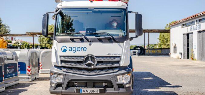 Ambiente | Agere implementa sistema telemático de gestão de frotas