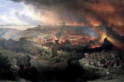 Espiritualidade | A destruição de Jerusalém nos anos 70 e as suas implicações