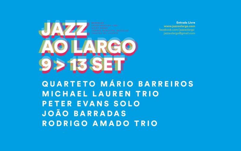 Música | Jazz ao Largo regressa a Barcelos