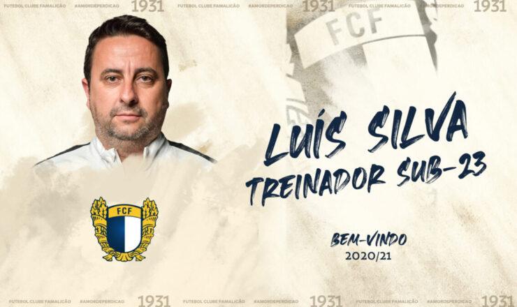 Luís Silva treinador sub 23 fc famalicão