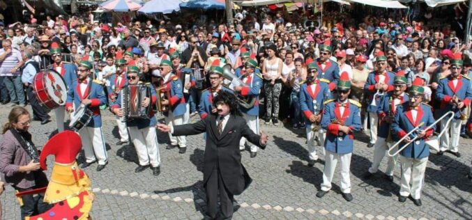 Património | Banda Plástica de Barcelos finalista das 7 Maravilhas da Cultura Popular