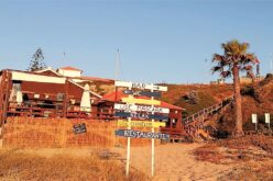 Leituras | Na esplanada da Praia Grande de Porto Covo