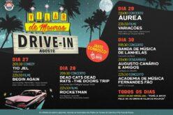 Verão   Drive-in Vilar de Mouros leva até si música, cinema e humor