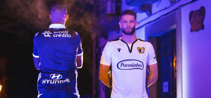 Futebol | FC Famalicão assinala 89 anos de vida com apresentação de novos equipamentos para época 2020-2021