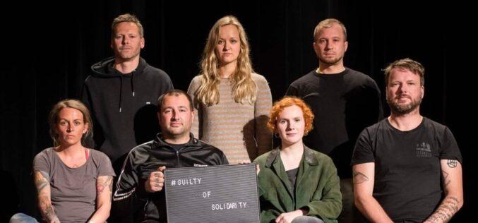 Justiça | 'Culpados de Solidariedade', 10 jovens ativistas arriscam penas de até 20 anos de prisão em Itália