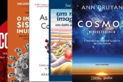 Livros | Sobreviver à pandemia mas não só: ler Ciência durante o verão