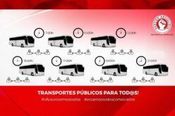 Mobilidade   Serviços essenciais de transporte em Famalicão mantêm-se devido a influência positiva do PS