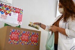 Pandemia | 'Todos por Todos' apoiou mais de uma centena de famílias famalicenses