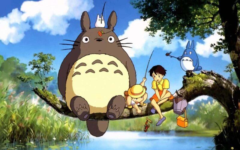 Cineclube | 'O meu vizinho Totoro' de Hayao Miyazaki exibido em Cinema Paraíso famalicense