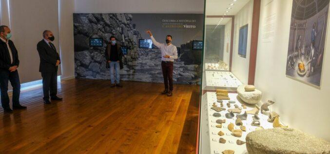 Património | I Jornadas de Viana do Castelo incluíram reabertura do Centro de Interpretação do Castro do Vieito