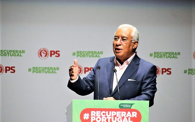 Pandemia   António Costa pretende amplo consenso para 'Recuperar Portugal'
