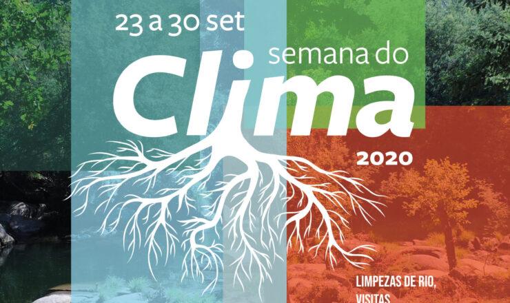Braga Cartaz - Semana do Clima 2020 - 23 a 30 set