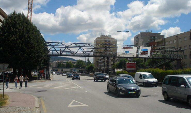 Braga para Todos - Ponte Pedonal S. Victor Braga IMG_2959