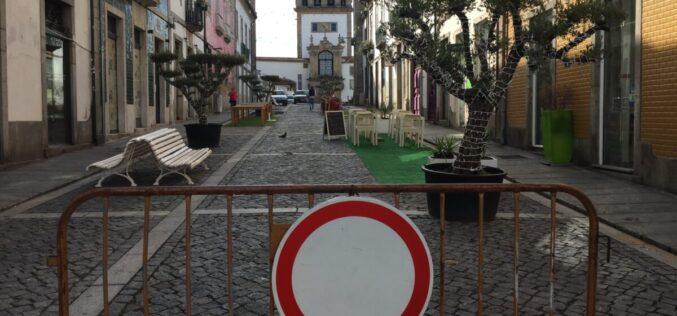 Urbanismo | O rigorosíssimo critério da Câmara de Braga no fecho de ruas