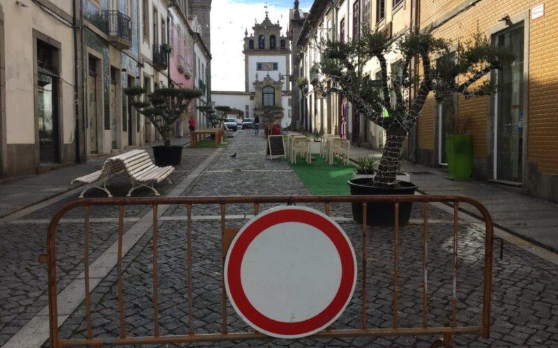 Urbanismo   O rigorosíssimo critério da Câmara de Braga no fecho de ruas