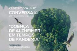 Demência   CNS assinala Dia Mundial com conversa online 'Doença de Alzheimer em tempos de pandemia'