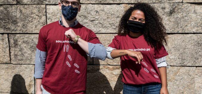 Ensino | Embaixadores UMinho preparados para acolher mais de 3.000 novos estudantes