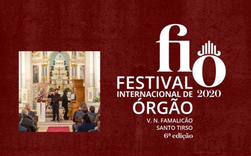 Música | Festival Internacional de Órgão regressa a Famalicão e Santo Tirso